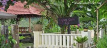 Fragrant Garden Cafe Nice Place to Enjoy Your Breakfast